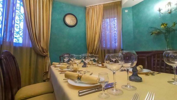 Банкетний зал ресторан європа