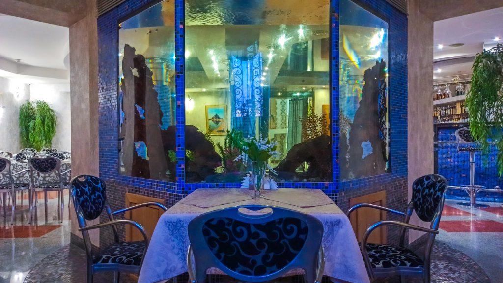 Европа ресторан банкетный зал на 35 человек